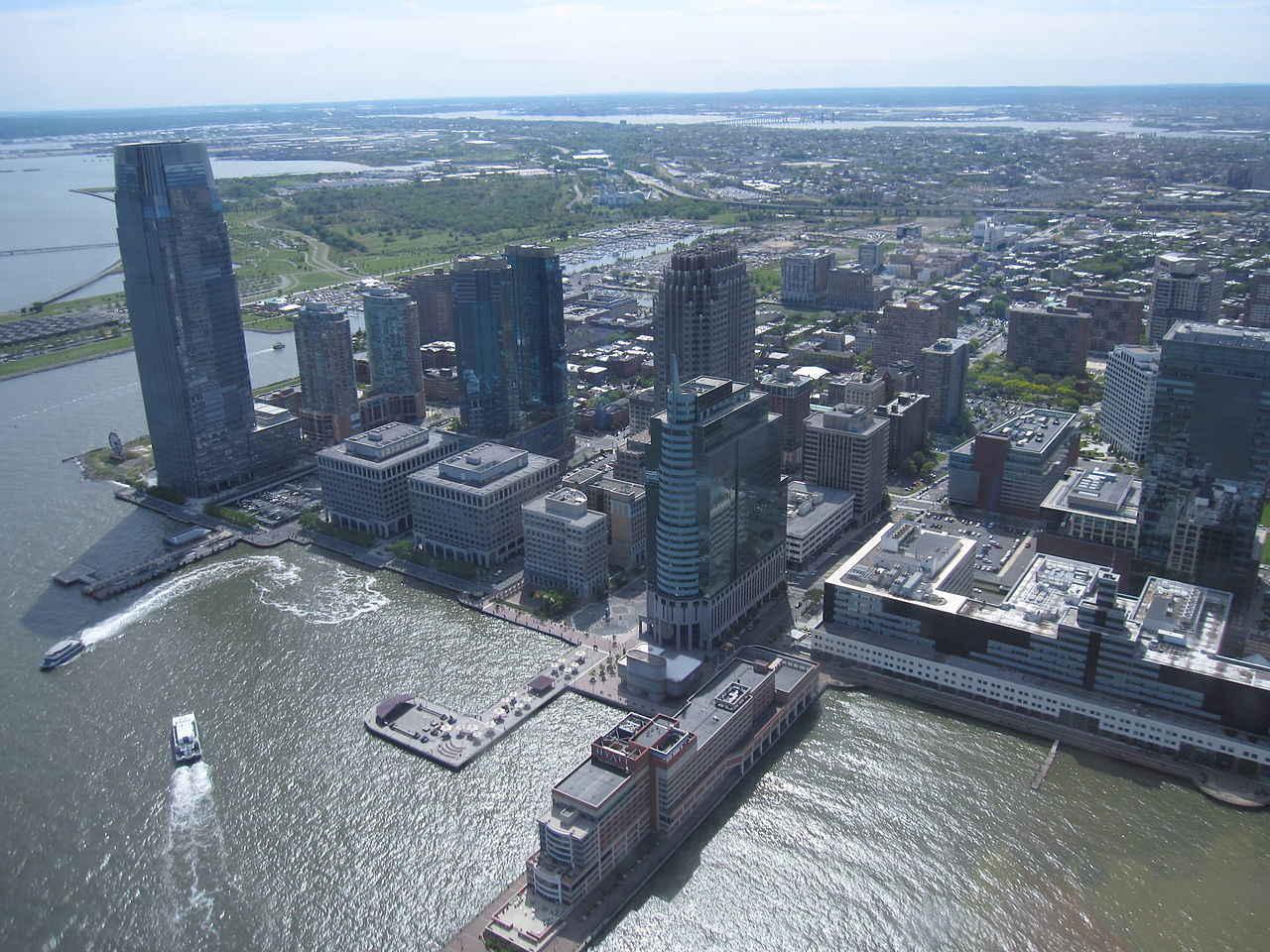 Ferry Travel-Jersey_City