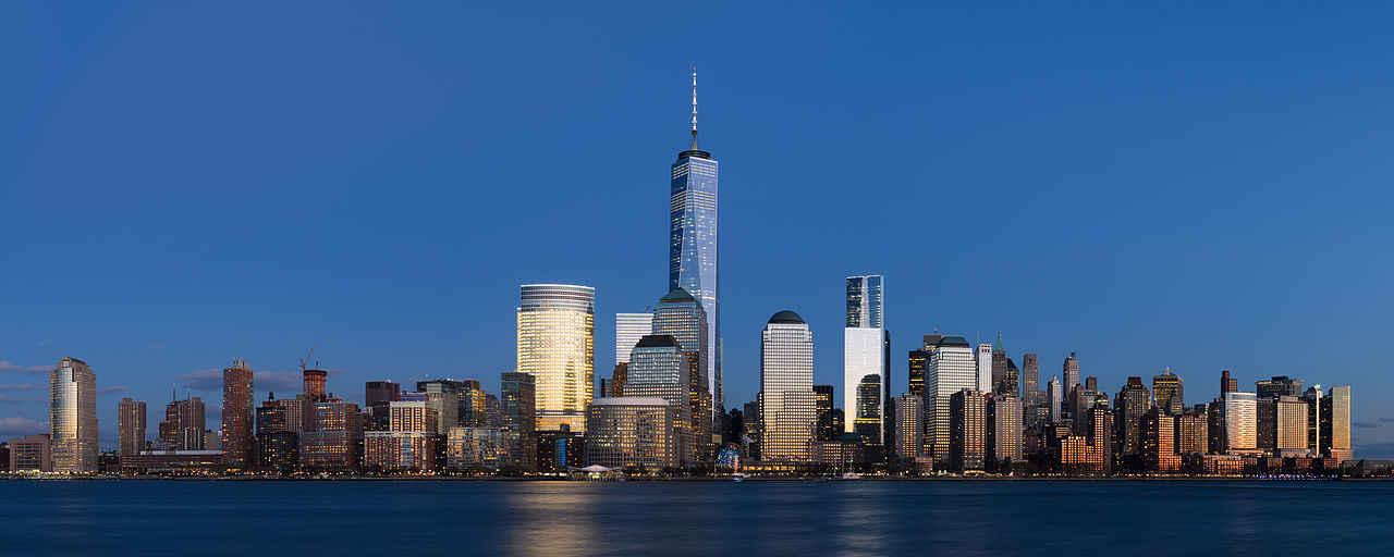 Staying in Manhattan