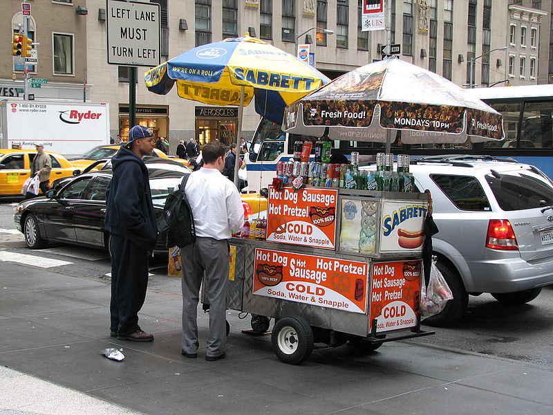 New York City Food & Drink