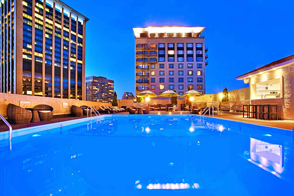Colonnade Boston Hotel, USA