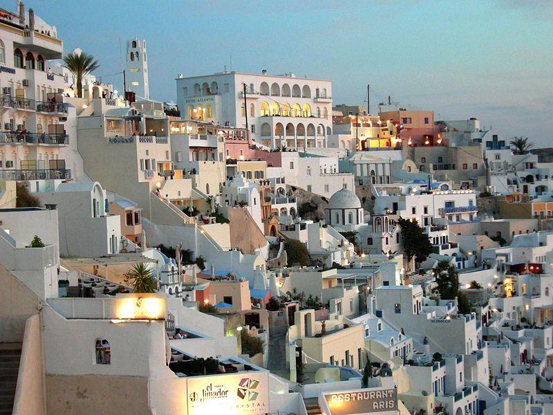 Fira, Greece