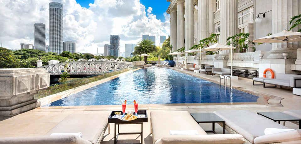 Fullerton Hotel, Singapore