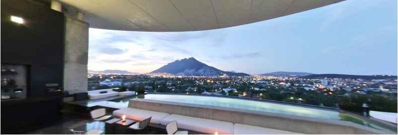 Habita Monterrey Hotel, Mexico
