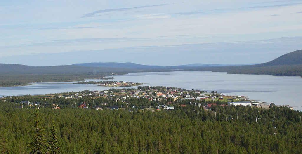 Jukkasjarvi, Sweden