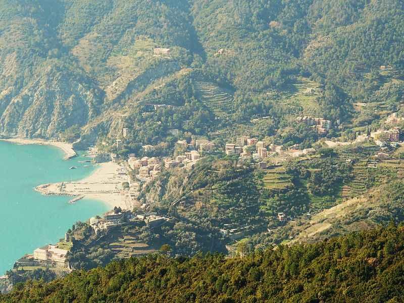 Monterosso al Mare, Cinque Terre, the Italian Rivera