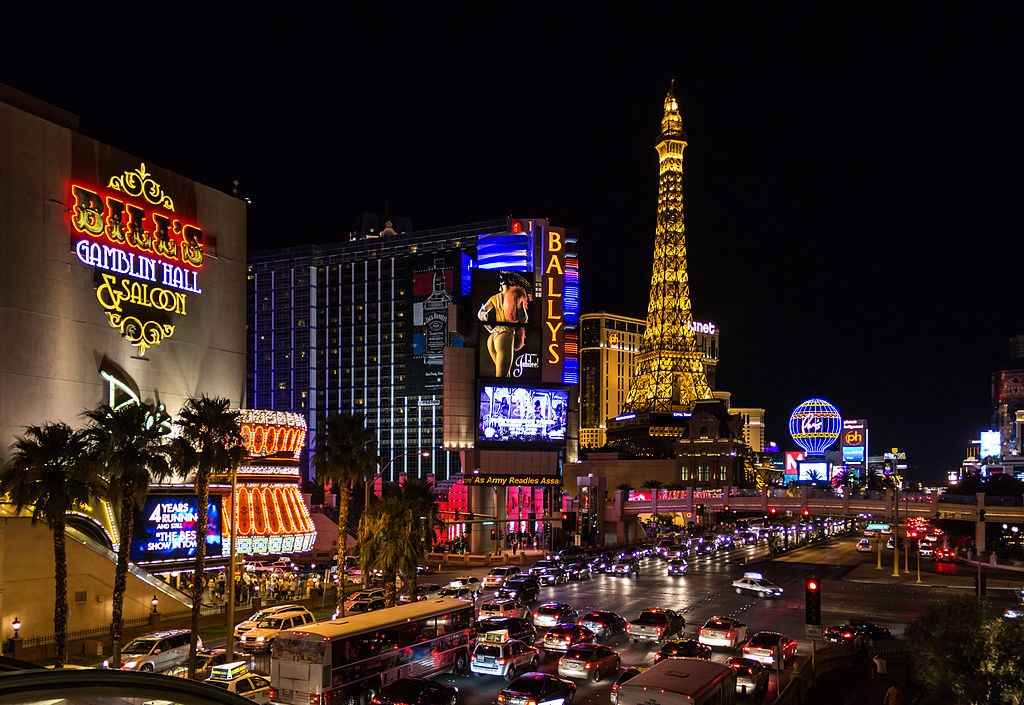 The Las Vegas Strip - Las Vegas, Nevada