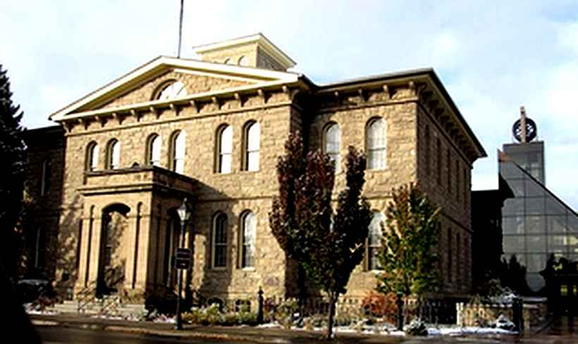 Nevada State Museum - Carson City, NV