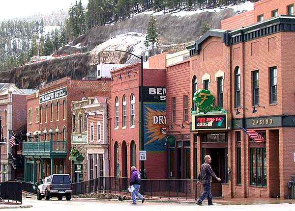 Virginia City Historic District
