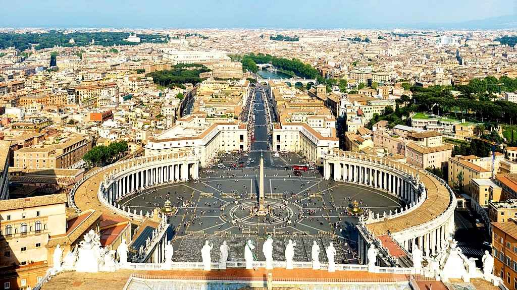 The Vatican City – Rome