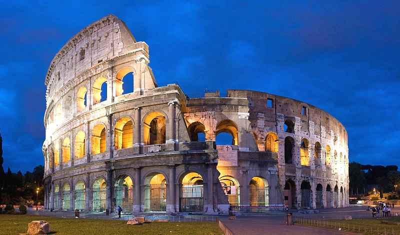 The Collosseum – Rome