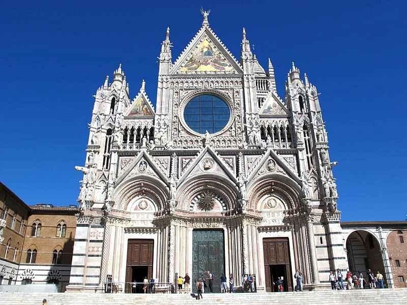 Siena Cathedral (Duomo di Siena) – Siena, Tuscany
