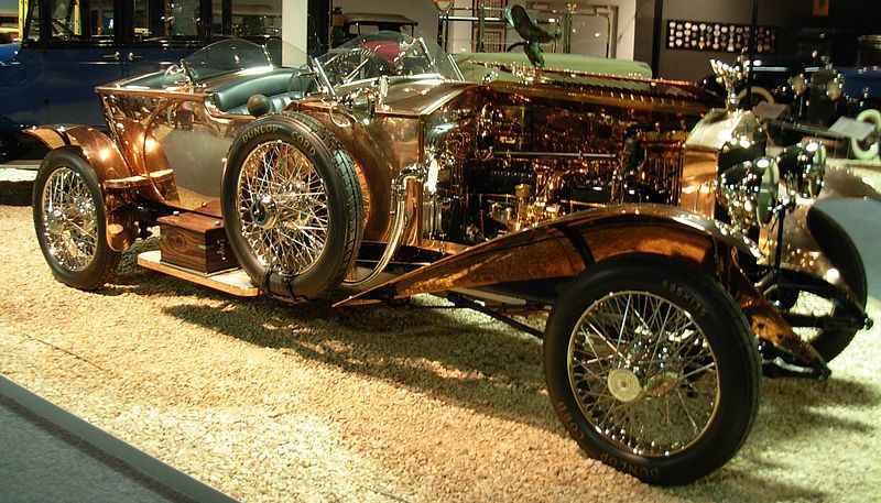 The National Automobile Museum - Reno, Nevada