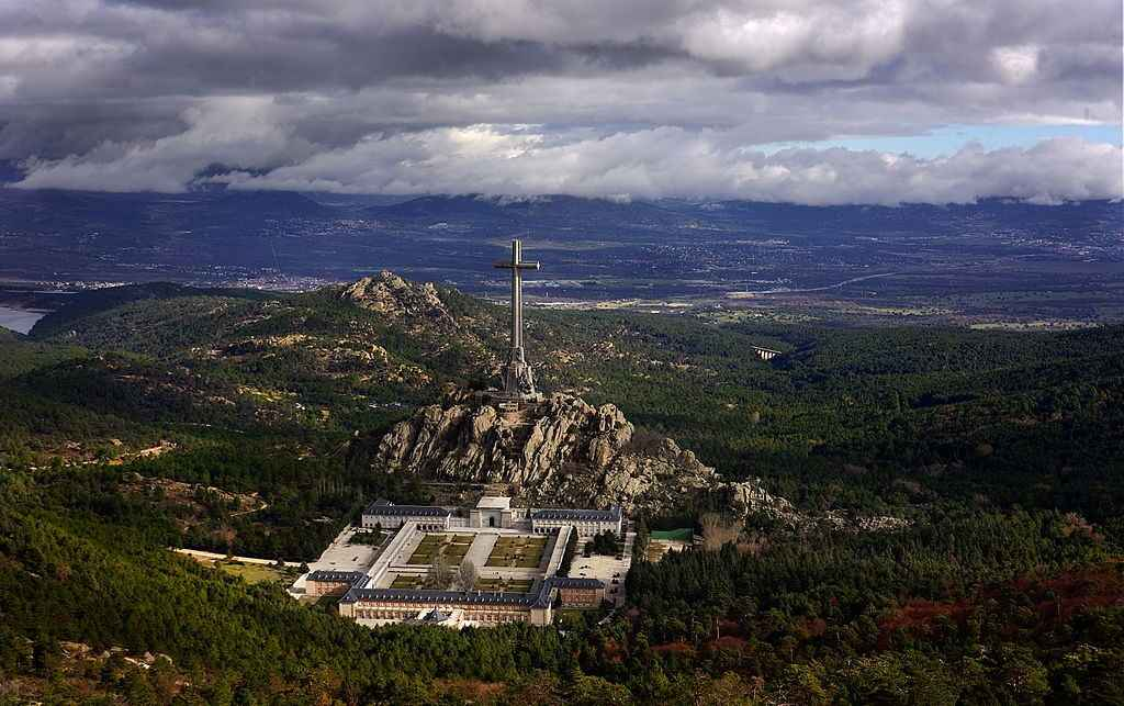 Valley of the Fallen Monumental Memorial