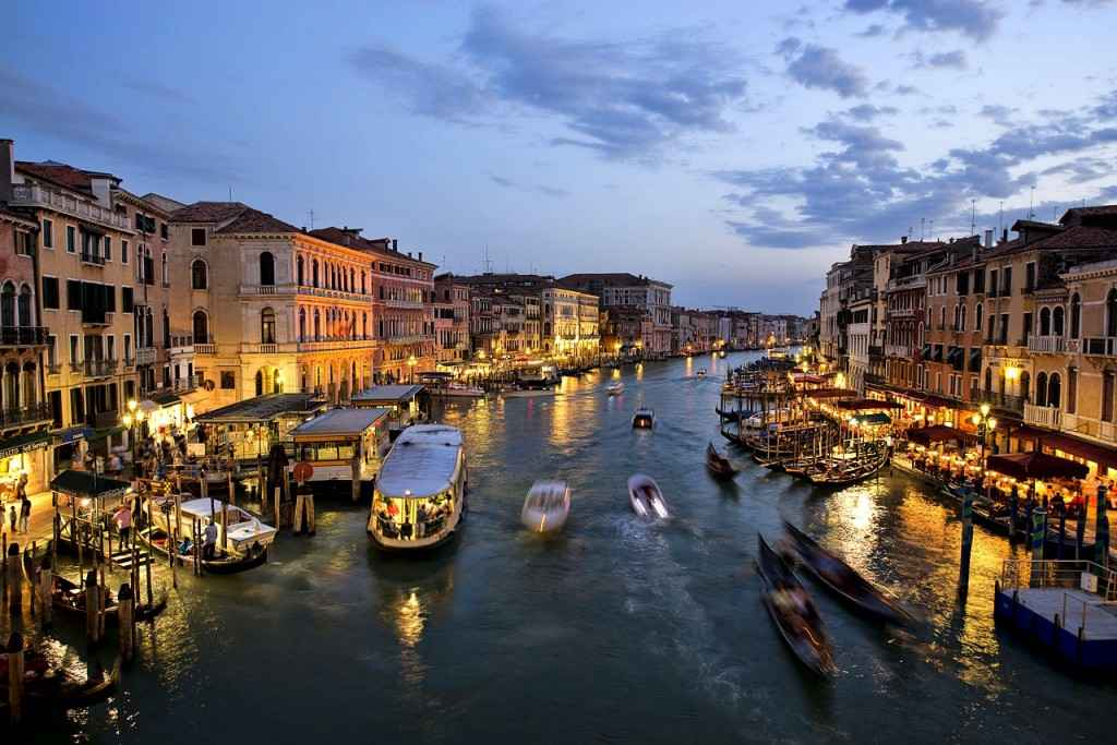 2.The City of Canals - Venice