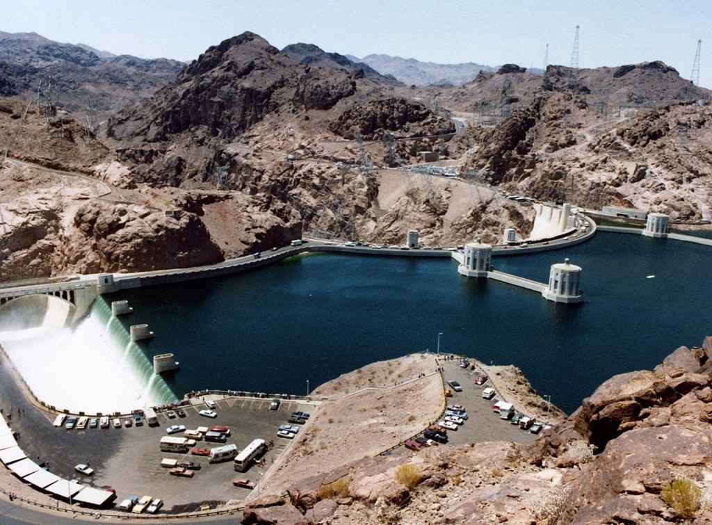 Hoover Dam, Boulder City, Nevada
