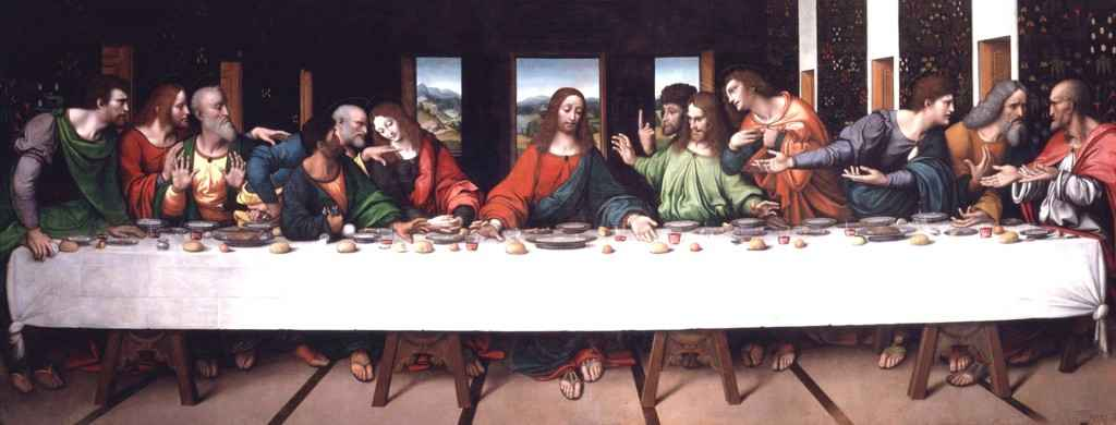 Gaze at L'Ultima Cena (The Last Supper) – Milan