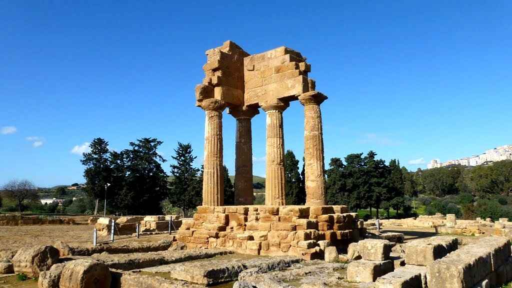 The Valley of the Temples (Vale Dei Templi) – Agrigento, Sicily