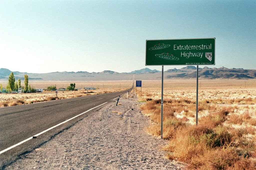 The Extraterrestrial Highway: Nevada Route 375