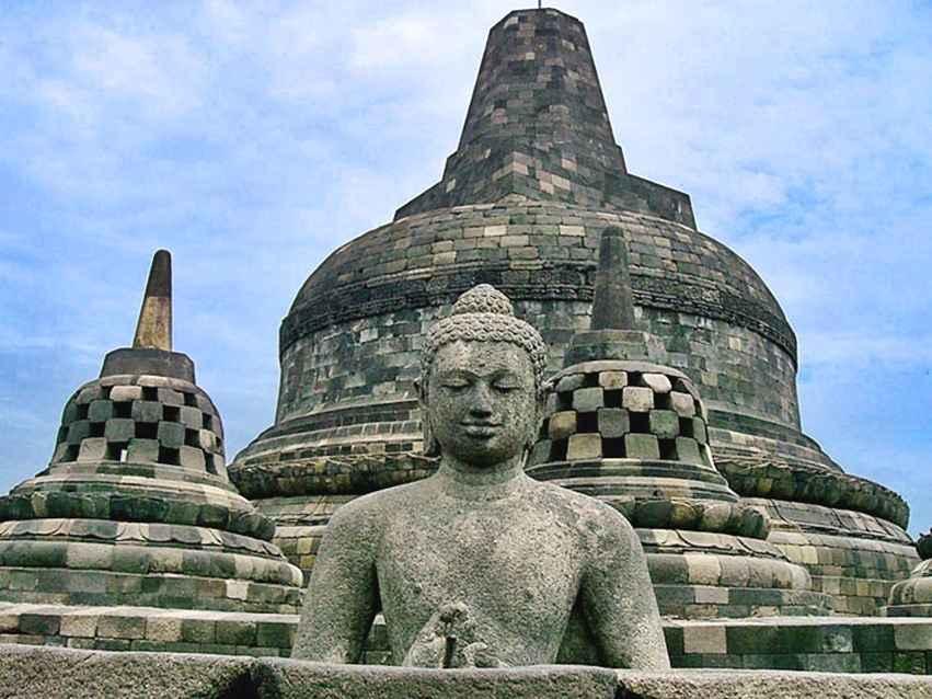 Borobudr, Central Java
