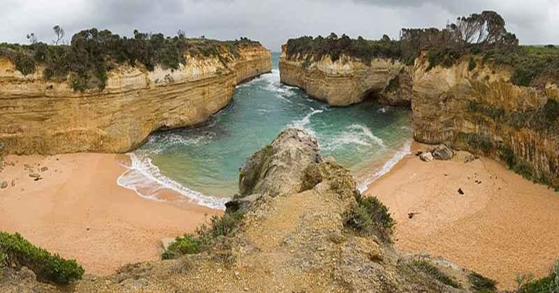 The Great Victoria, Australia