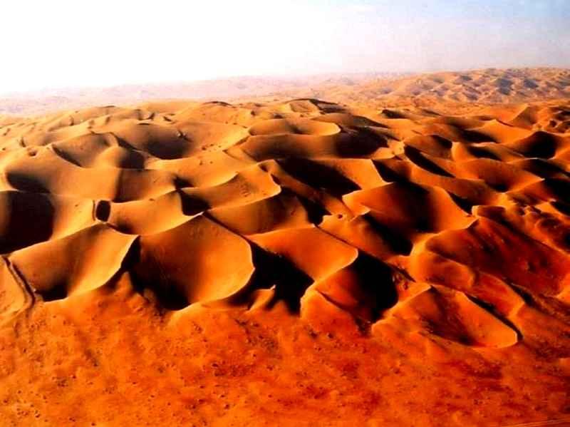 Rub' Al Khali, Saudi Arabia