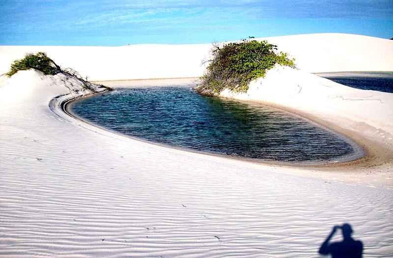 LencoisMaranhense, Brazil