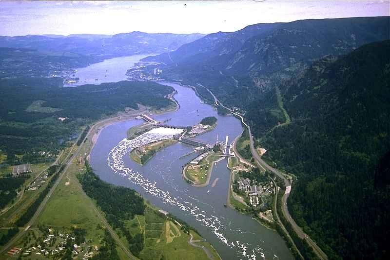 Columbia River Scenic Highway, Oregon