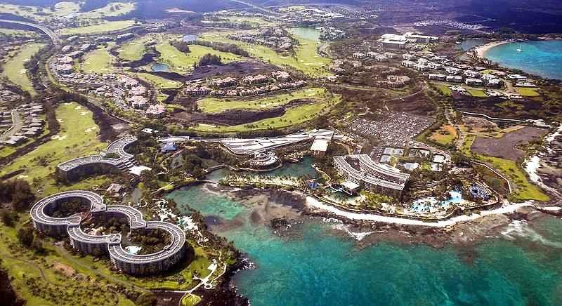The Big Island Loop, Hawaii