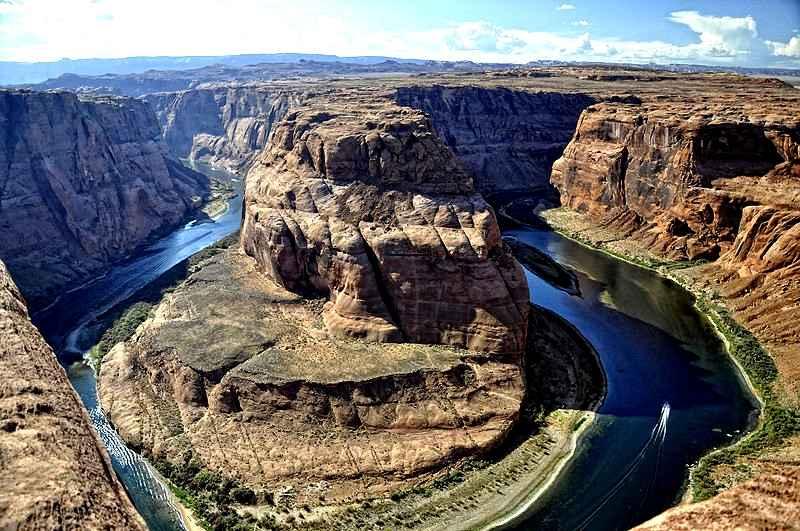 Grand Canyon, Arizona to Moab, Utah