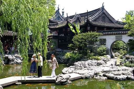 20090510 Shanghai Yuyuan Gardens 6665