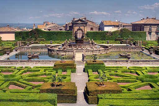 Villa Lante Jardins