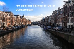 10 Coolest Things to Do in Amsterdam