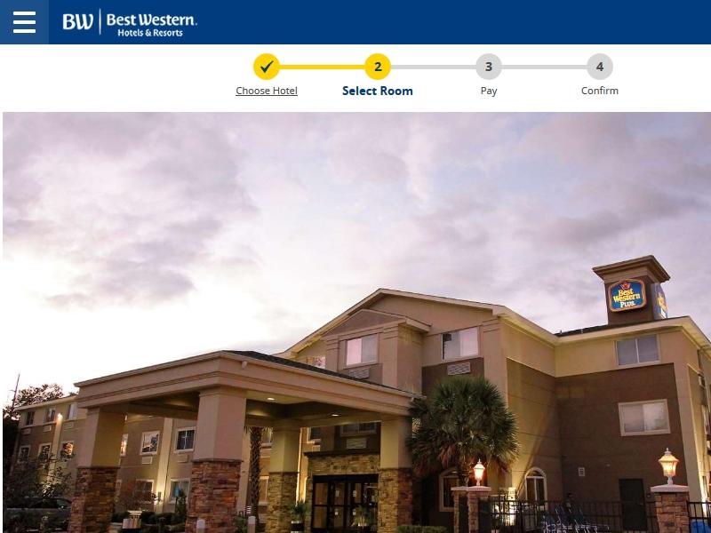 Best Western Plus Slidell Inn