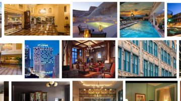 Luxury Hotels in Louisiana USA