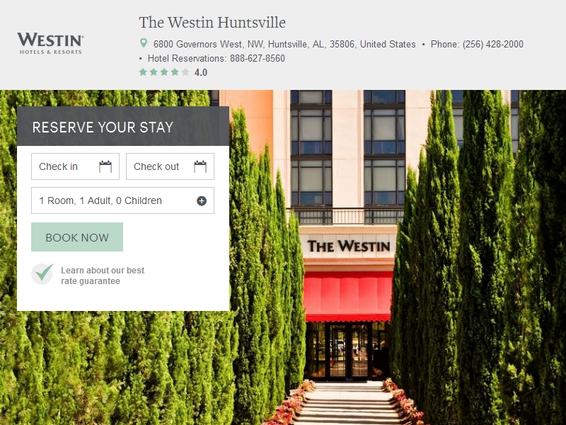 The Westin Huntsville