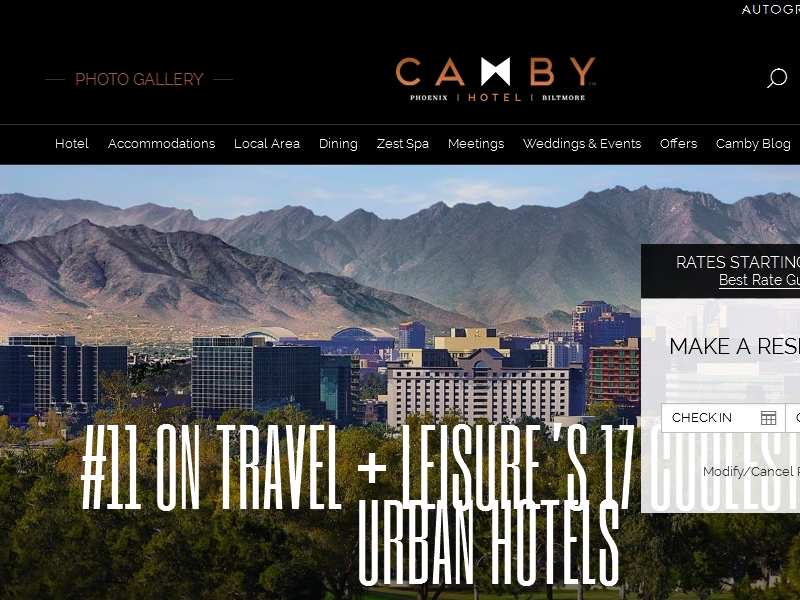 The Camby,  Autograph Collection
