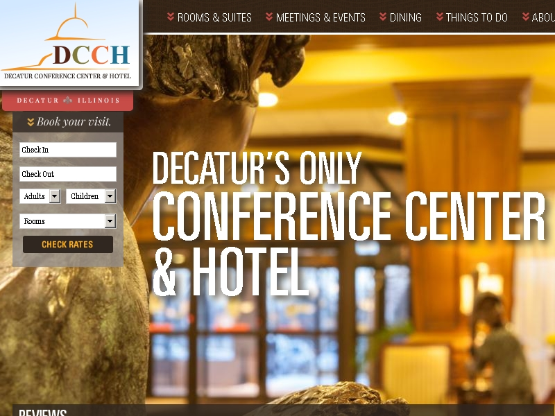 Decatur Conference  Center & Hotel