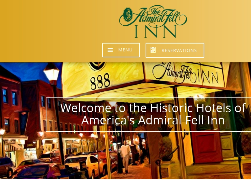 Admiral Fell Inn, An  Ascend Hotel Collection Member