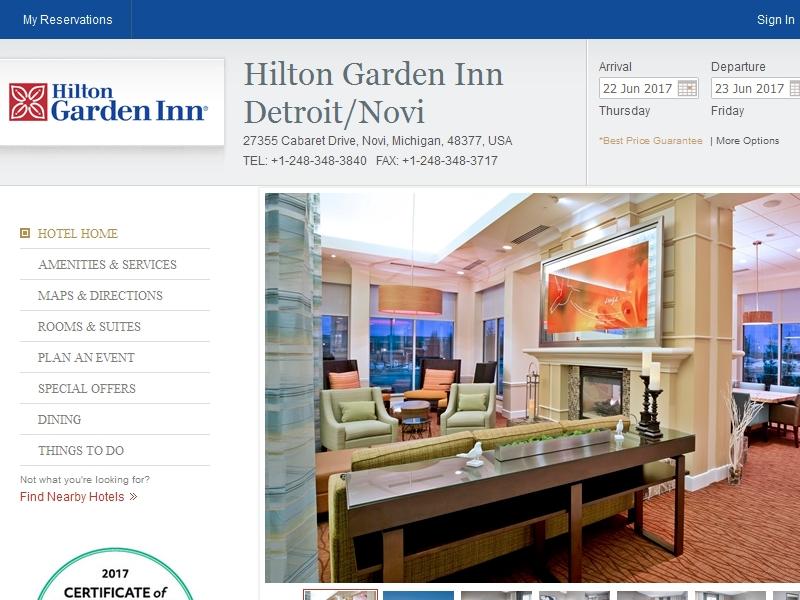 Top 10 Stunning Luxury Hotels In Michigan Usa Thebitetour