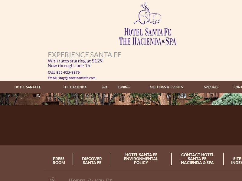Hotel Santa Fe,  Hacienda & Spa