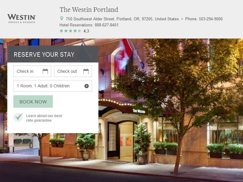 The Westin Portland