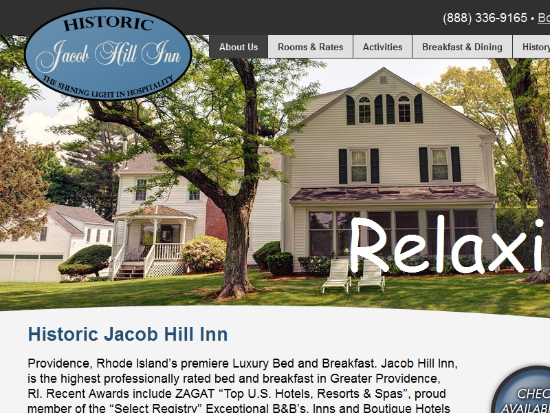 Historic Jacob Hill Inn