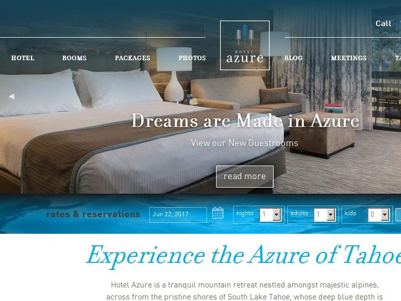 Hotel Azure Tahoe