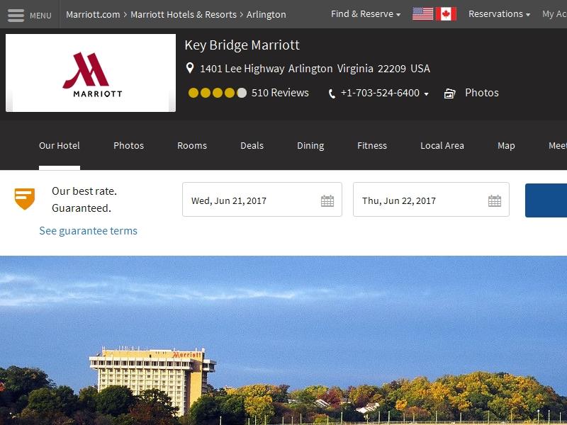 Key Bridge Marriott