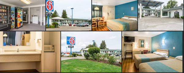 The best 4 Striking budget hotels near to Albany Oregon