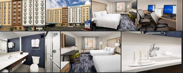 Fairfield Inn & Suites by Marriott Alexandria West/Mark Center