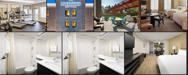Candlewood Suites Alexandria West