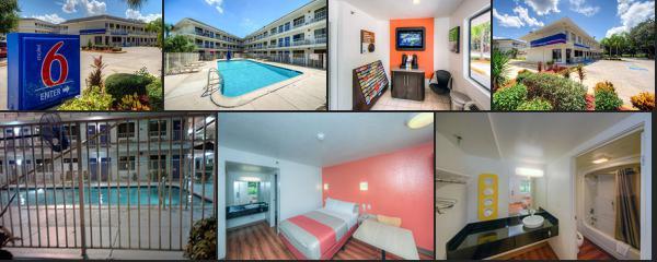 Motel 6 Bradenton FL