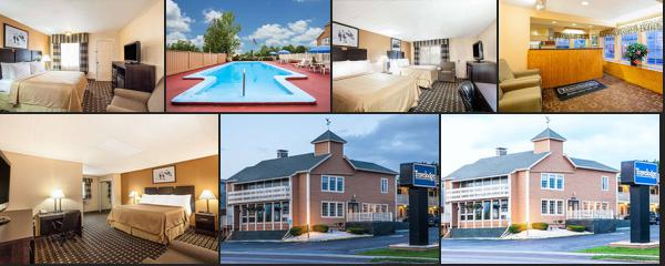 The best 5 High quality budget hotels near to Burlington Vermont