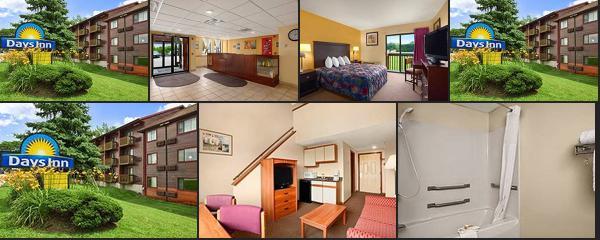 Days Inn by Wyndham Colchester Burlington